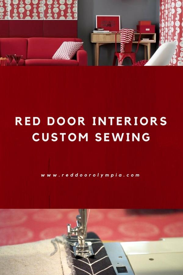 Custom Sewn Home Decor Olympia Wa
